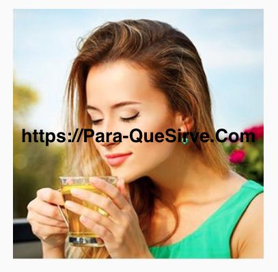 Para Qué sirve el Té verde y Cuándo Se Debe Tomar
