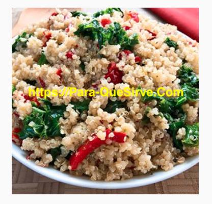 Para Qué Sirve la Quinoa y Cómo la Preparo Para Adelgazar