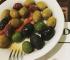 Para que sirven las aceitunas verdes y negras calorías.