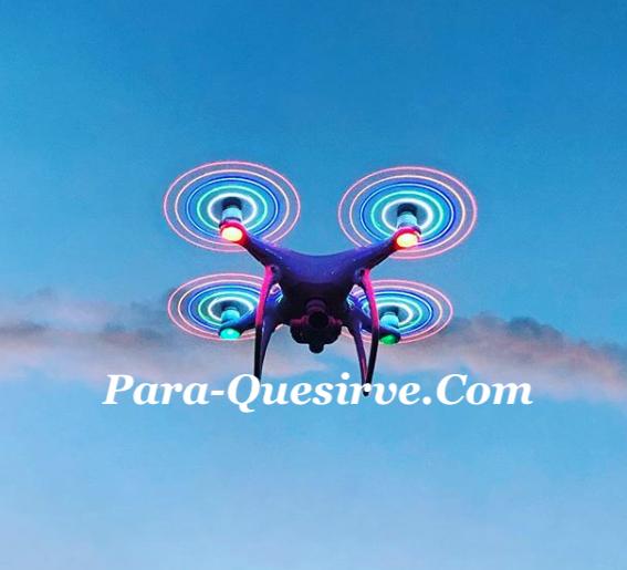 ¿Para Qué Sirve Un Drone Con Cámara Profesional y GPS?