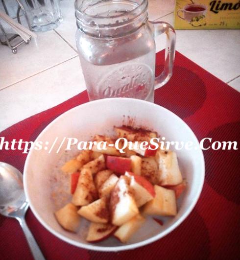 Para Qué Sirve La Dieta De Manzana y Avena En Ayunas?