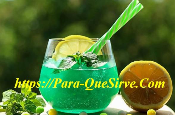 Para Qué Sirve El Té De Menta Y Limón Beneficios