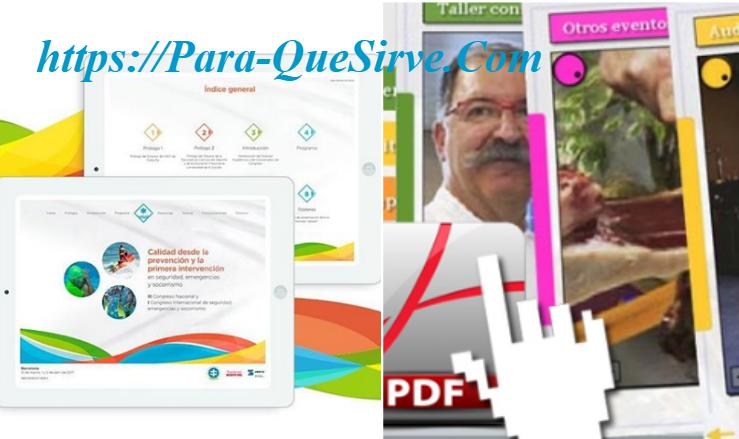 ¿Para Qué Sirve Un Pdf Interactivo Online?