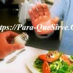 Para qué sirve comer sin sal, adelgaza. Beneficios y contradicciones