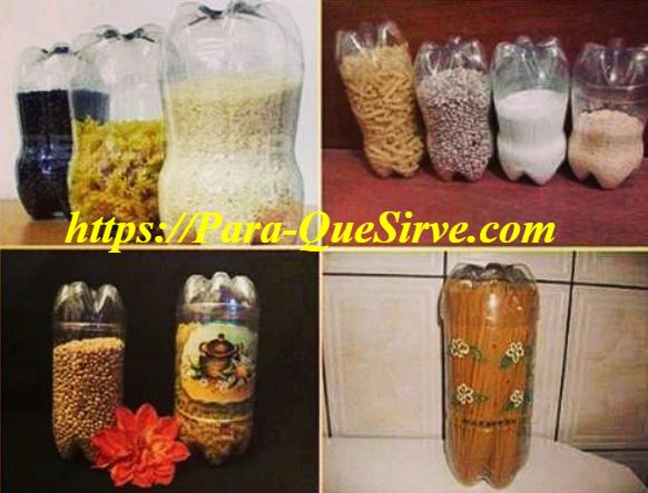 ¿Para Qué Sirve Reciclar Botellas De Plástico Decoración?