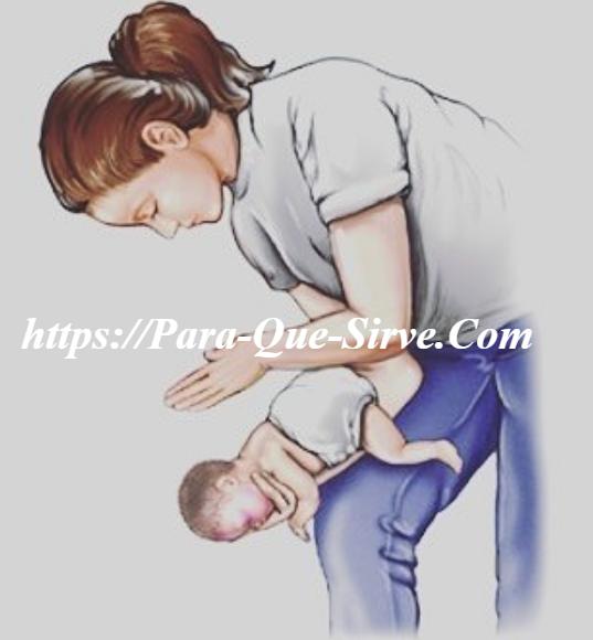 Para Que Sirve La Maniobra De Heimlich En Lactantes Niños Y Adultos
