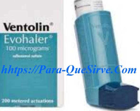 Para Qué Sirve El Salbutamol Spray Dosis Pediátrica