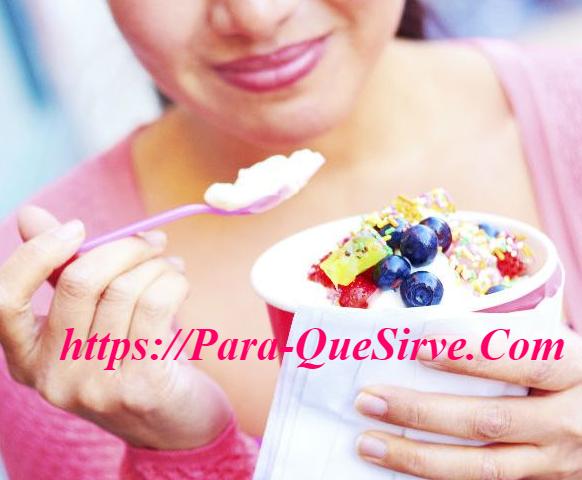 ¿Para Qué Sirve La Dieta De Yogurt Natural Y Frutas?