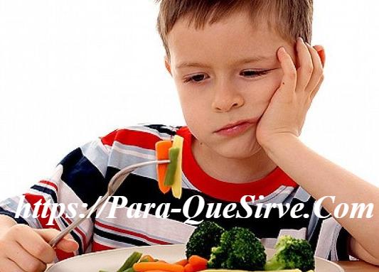 Para Qué Sirve El Tratamiento De Anemia En Niños