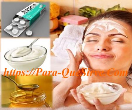 ¿Para Qué Sirve La Mascarilla De Aspirina Y Miel Para Las Arrugas?