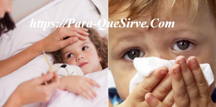 ¿Para Qué Sirve El Tratamiento De Influenza En Niños?