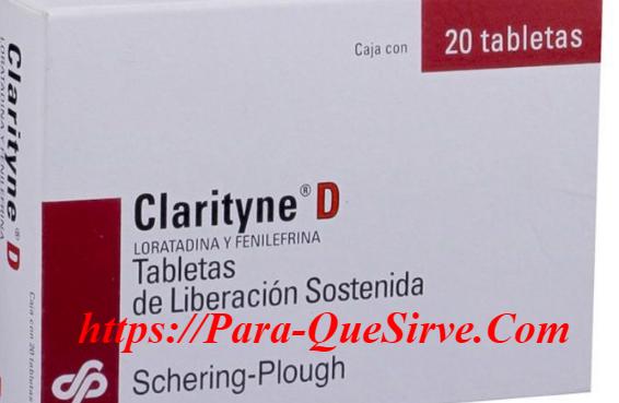 ¿Para Qué Sirve Clarityne D Pediátrico En Tabletas?