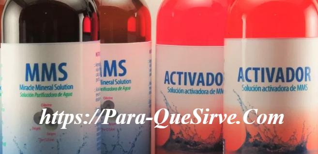 MMS Que Enfermedades Cura El Suplemento Mineral Milagroso.