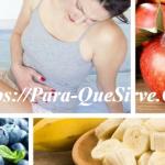 Qué Se Puede Comer Con Diarrea Y Dolor De Estomago
